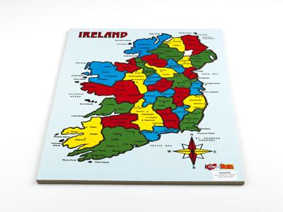 Lisheen montessori jigsaw map of ireland gumiabroncs Images
